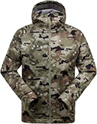 bf61333ffa Gsou Snow Waterproof Softshell Rain Jacket for Men Sailing Camping Hiking  Hunting Fishing Climbing All Outdoor