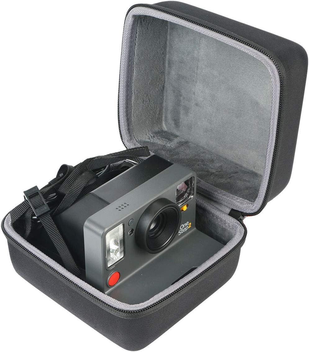 co2CREA Duro Viajar Caso Cubrir para Polaroid Originals 9009/9008/9003/9002/9010 One Step 2 Viewfinder i-Type Cámara Instantáneas(Caja Solo)