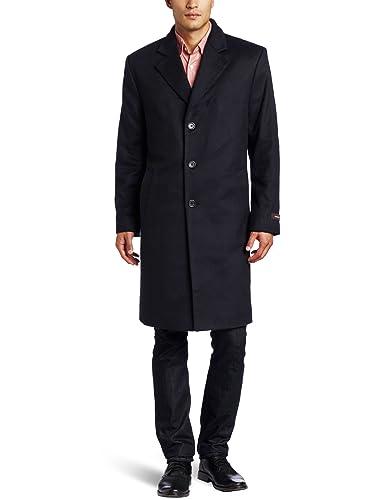 f2044015667f4 Michael Kors Men s Madison Topcoat at Amazon Men s Clothing store  Wool  Outerwear Coats