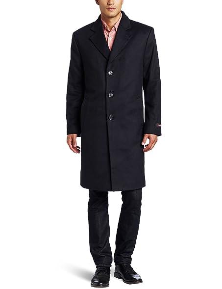 Michael Kors Men's Madison Topcoat at Amazon Men's Clothing store ...