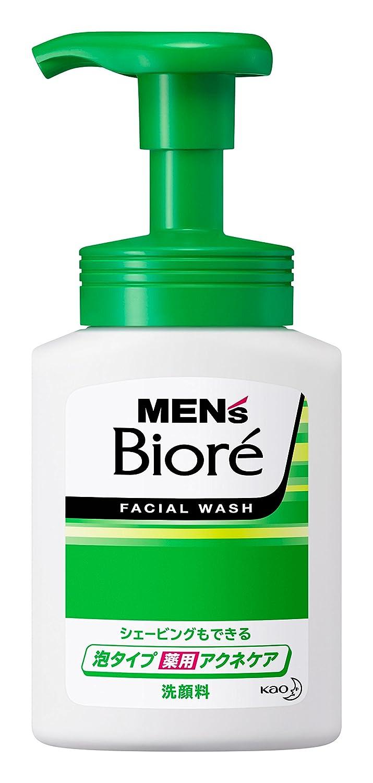 メンズビオレ 泡タイプ 薬用アクネケア 洗顔のサムネイル