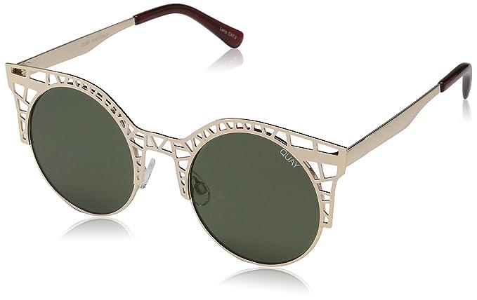 e1dbb562ffbc Quay Eyewear Australia 1492 Aviator Sunglasses  Amazon.co.uk  Clothing