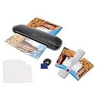 El nuevo Premium 4en 1laminación Juego de Olympia plastificadora DIN A3a 330Plus con cortar dispositivo, 15folios DIN A4hasta tarjeta de visita y redondeador