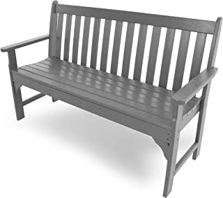 "product image for POLYWOOD Vineyard 60"" Bench"