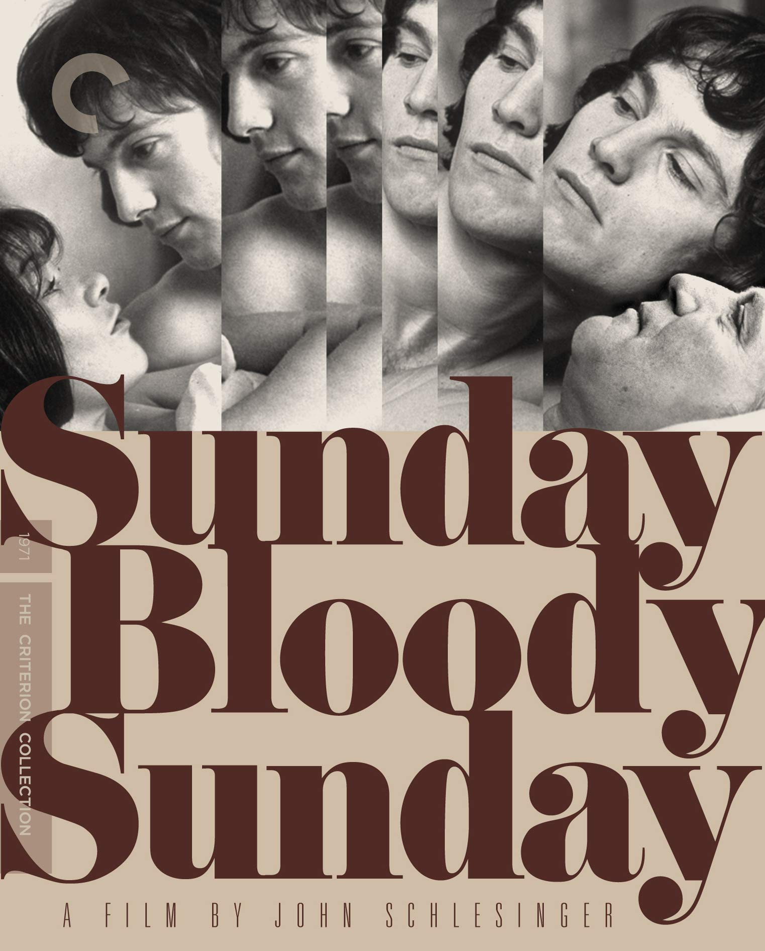 Blu-ray : Sunday Bloody Sunday (criterion Collection) (s...