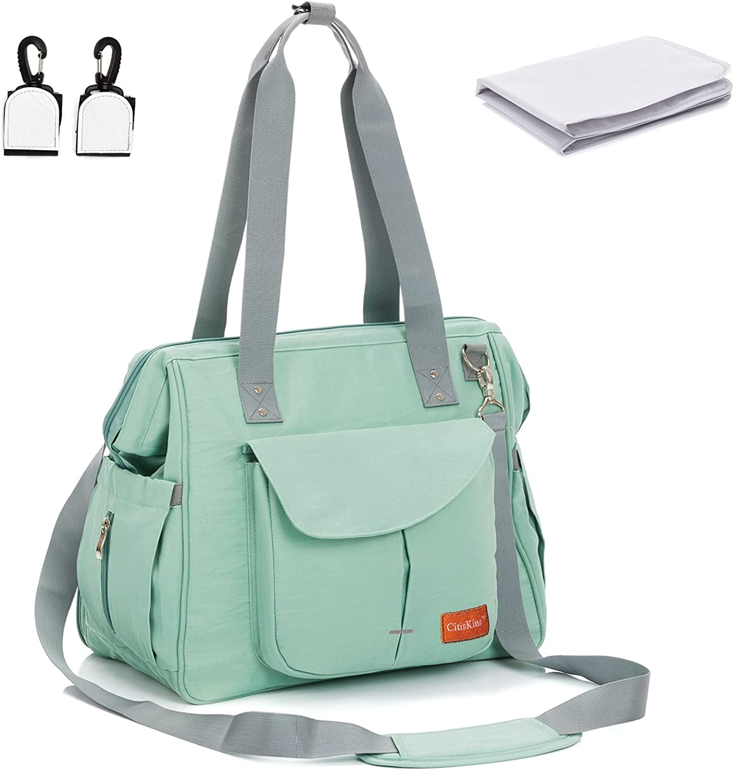 Diaper Bag Max 71% OFF Large Tote Baby insulation Bottle Mommy Messenger Chicago Mall Out