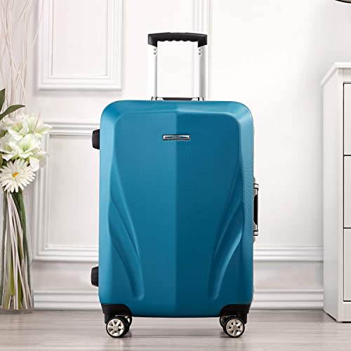Unitravel Hardside Spinner Suitcase 28 inch PC Rolling Trunk Luggage