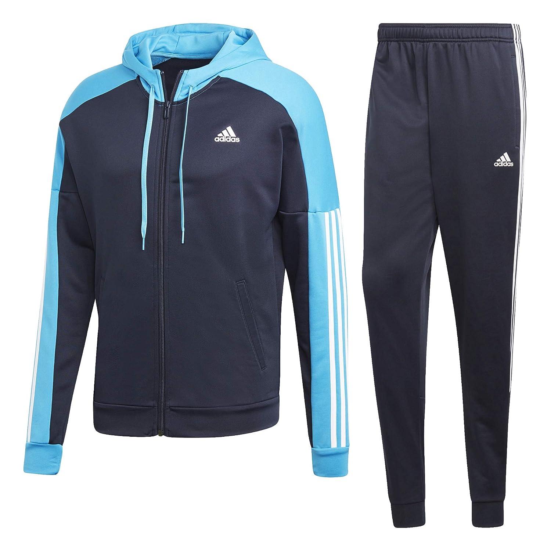 adidas Price PT TKJKT Trainingsanzug Herren XXXL RotSchwarz