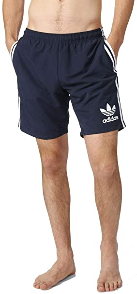 50ff40a39a759e adidas Men's Originals Swimming Shorts: Amazon.co.uk: Clothing