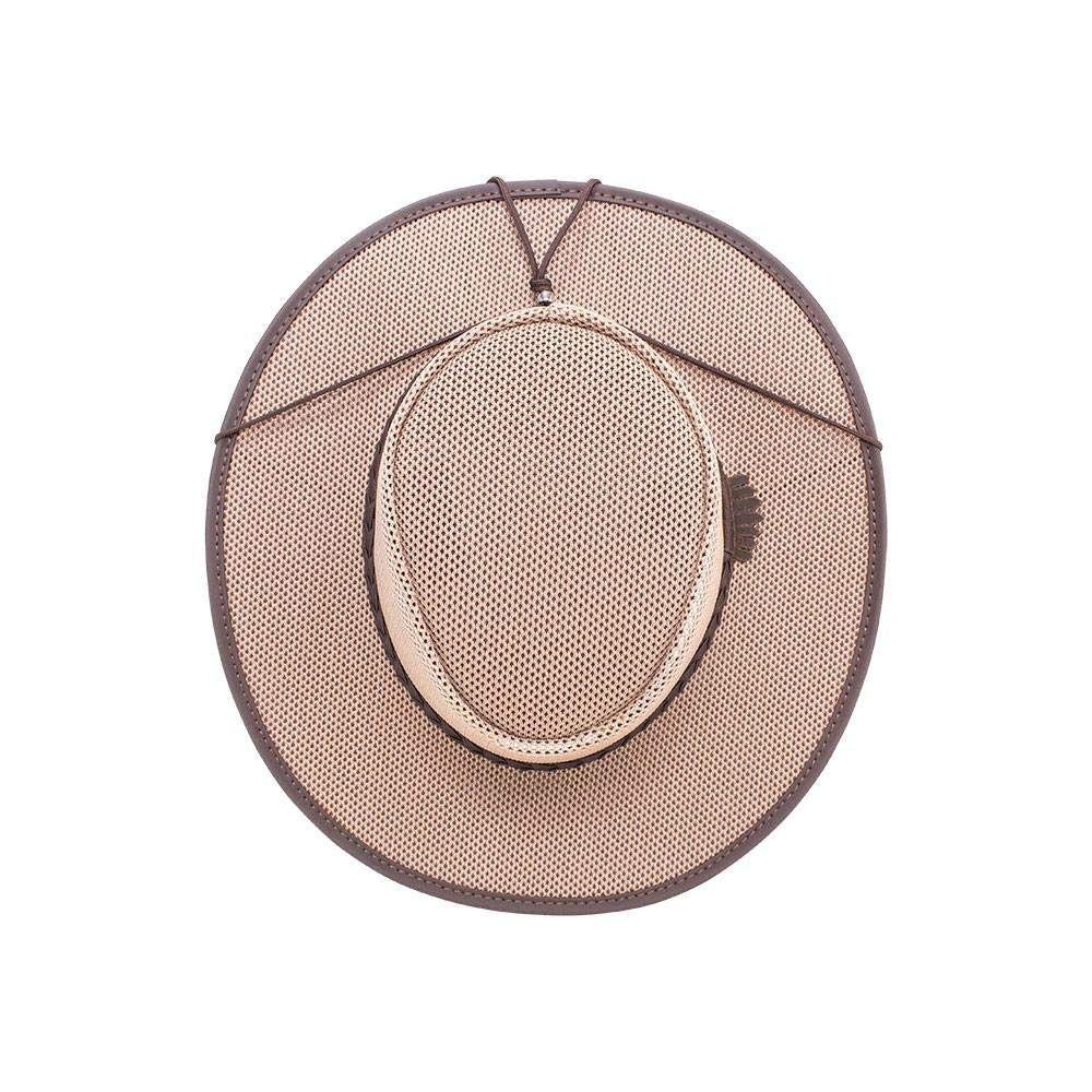 SOLAIR HATS Soaker by American Hat Makers - Sand, X-Large by SOLAIR HATS (Image #6)