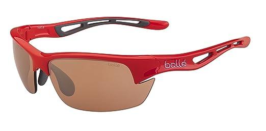 Bolle Bolt Sonnenbrille (Gläser: Brown Emerald) - Sonnenbrillen - Performance Smoke/Lime L FhZBR7WWuE