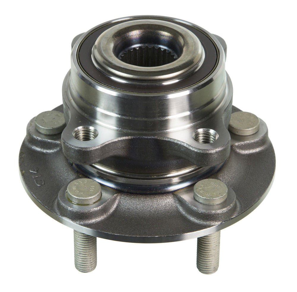 Detroit Axle FRONT ALL MODELS or REAR AWD ONLY Wheel Hub and Bearing Assembly - Driver or Passenger Side - AWD Models - [2013-2017 Ford Fusion Rear AWD] - 2015-2017 Lincoln MKZ Rear AWD