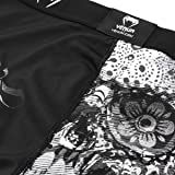 Venum Men's Santa Muerte 3.0 Spats Black/White