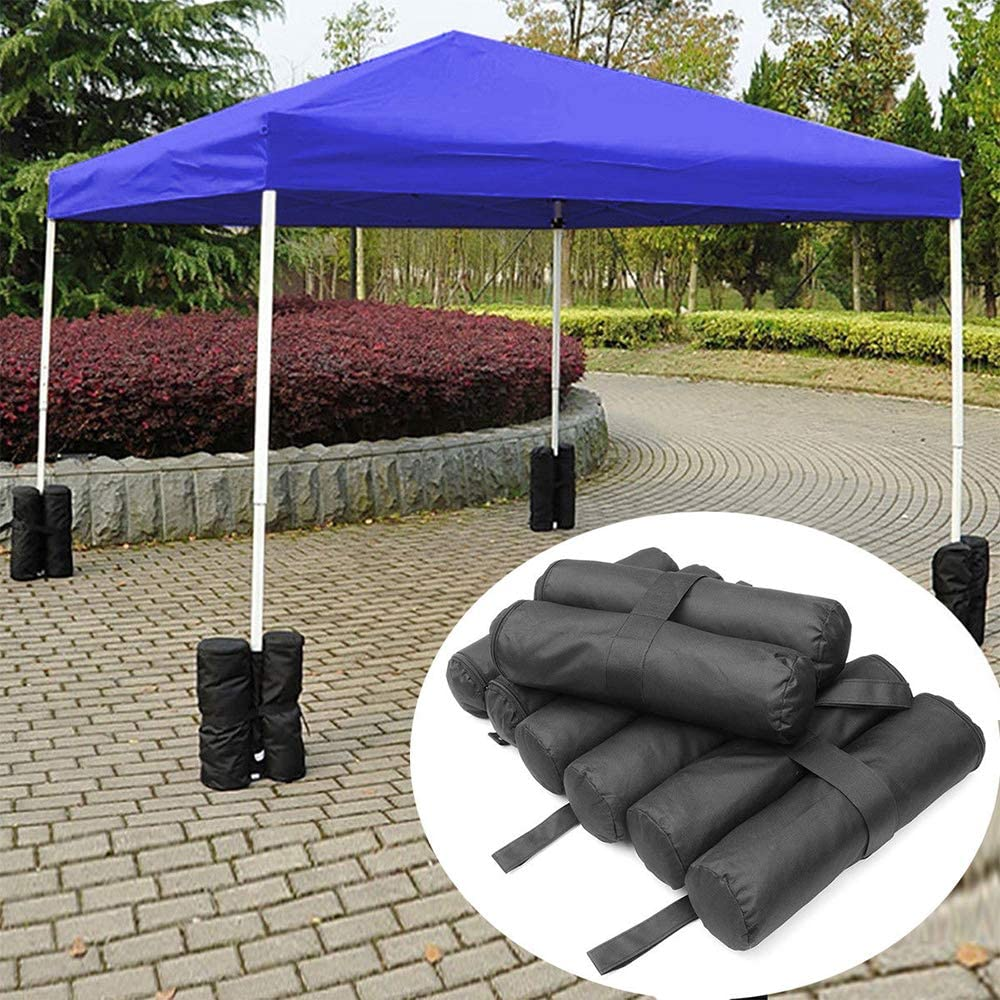 Trampolines /& Kids Garden Toys Many More Sun Shades 4 Pack Gazebos Sand Weight Weight Sand Bags,TJW Tent Leg Weight Bag for Anchoring Gazebos Tents