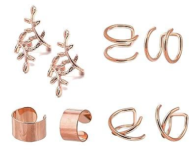 Amazon.com: Jinina - Pendientes de acero inoxidable para ...