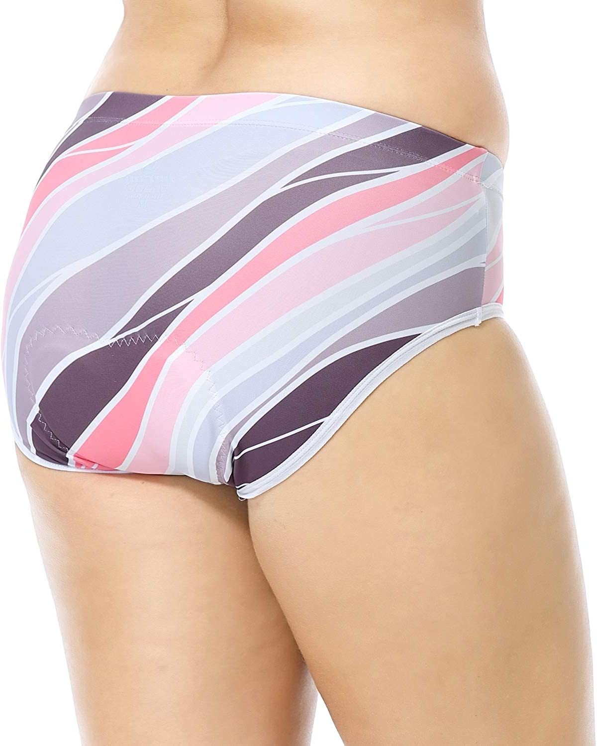beroy Women Quick Dry Cycling Underwear with 3D Padded,Gel Bike Underwear and Bike Shorts