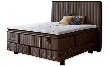 Stearns Foster Lux Estate Plush Boxspringbett 180x200 Amazonde