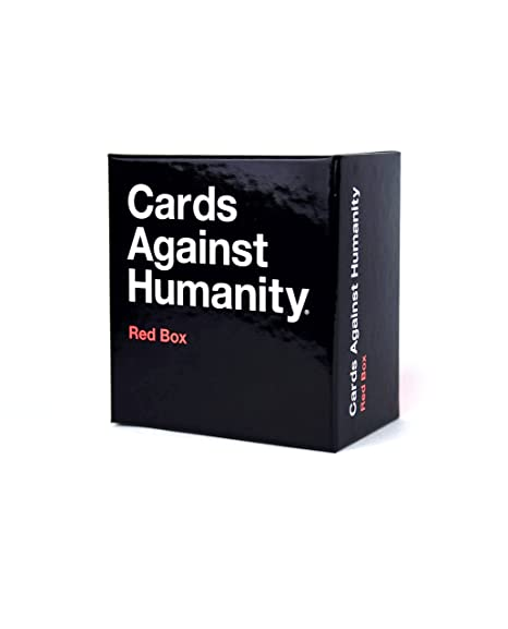 Amazon Cards Against Humanity Red Box Toys Games