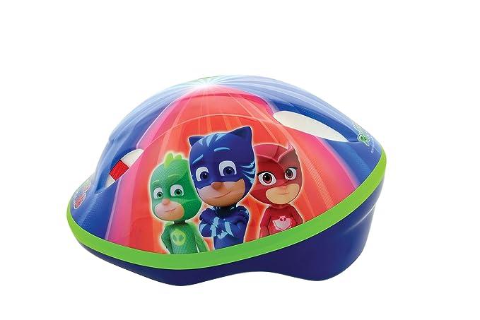 Casco infantil de PJ Masks, colorido, 48-54 cm: Amazon.es ...