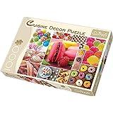 Trefl 10357 - Puzzle, Süßigkeiten, 1000 Teile