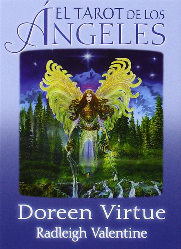 El Tarot De Los Ángeles: Amazon.es: Doreen Virtue: Libros