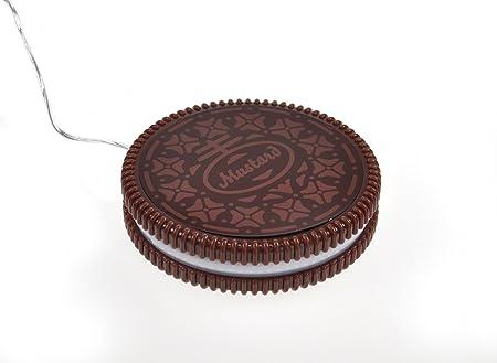 bulrusely USB Cookie Cup Warmer Coasters Coffee Cup Heater Pad Desktop Cute Gadget para Aislamiento t/érmico Bebidas Bebidas T/é Aislamiento Oficina Hogar Contemporary