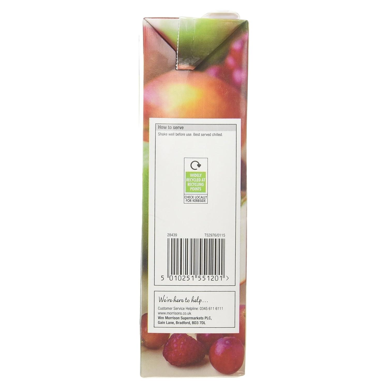 Morrisons Kitchen Appliances Morrisons Grape Apple Raspberry Juice From Concentrate 1l