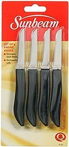 Knives, Paring Set Of 4