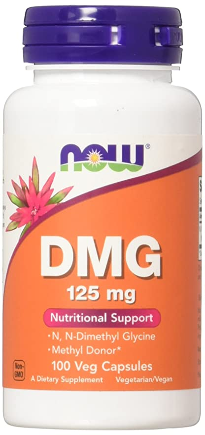 Now Foods DMG - 125mg x100caps