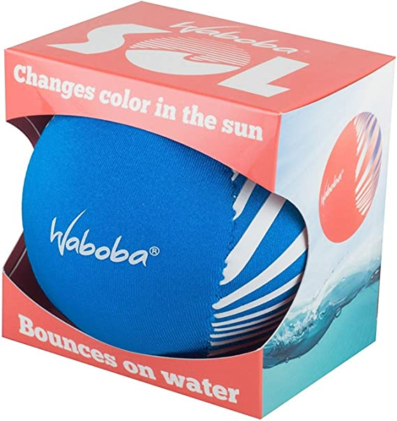 Waboba - Pelota acuática Solar, JOWASOLBO-00000: Amazon.es ...