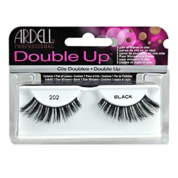 a7733c70d4f8 Amazon.com   Ardell Double Up Human Hair False Eyelashes