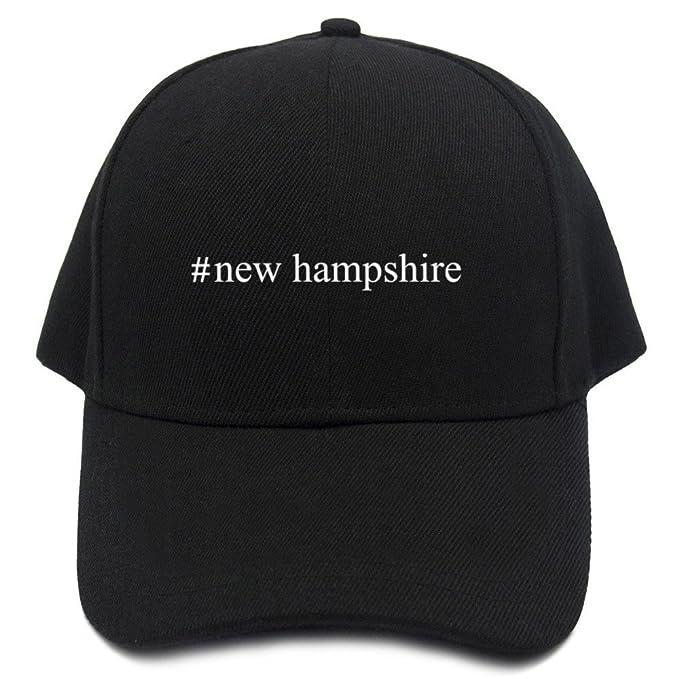 Teeburon New Hampshire Hashtag Gorra De Béisbol: Amazon.es: Ropa y accesorios