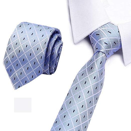 QEHWS Corbata Corbata Corbata Estampada Corbata Hombre, 1: Amazon ...