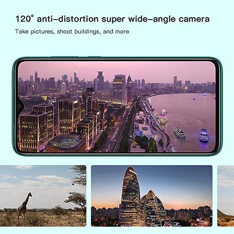 Xiaomi Redmi Note 8 Pro Smartphone,6GB RAM 128GB ROM Mobilephone,Pantalla Completa de 6.53