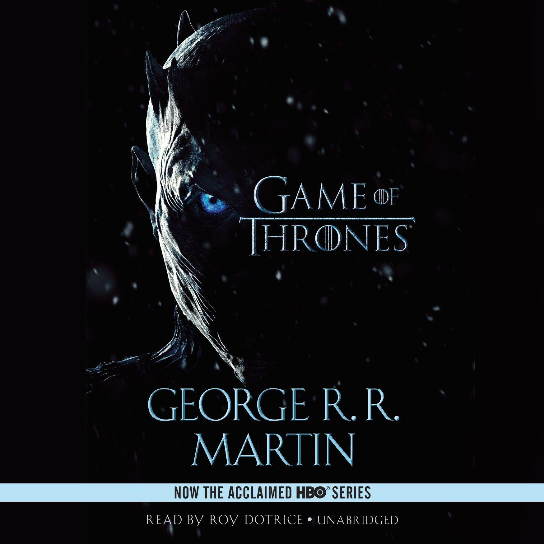 of thrones dotrice audiobook roy game