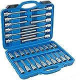 Innen Vielzahn Nüsse Torx Werkzeug Set Nuß Steckschlüssel Satz (BIT-TORX-32-FT)