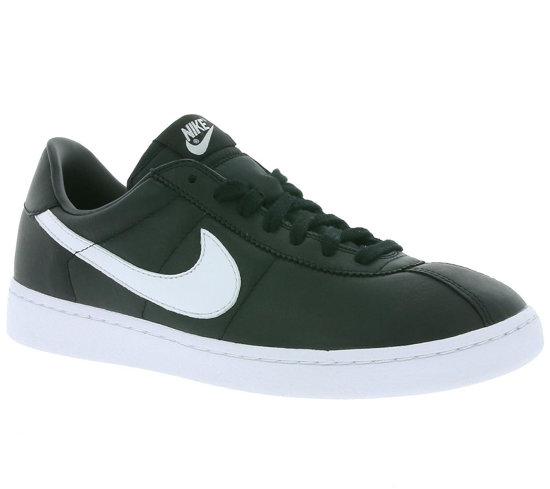 NIKE Bruin QS Schuhe Echtleder-Sneaker Turnschuhe Schwarz 842956 001  39 EU|Black/White