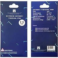 SnowBabe Thermalright Pad Termico 12,8 W/MK, 9,8 V, 85x45x2.5mm, Resistencia al Calor y Resistencia a Altas temperaturas…