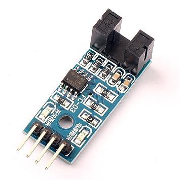 RioRand LM393 Comparador de voltaje Sensor de Detección de ...