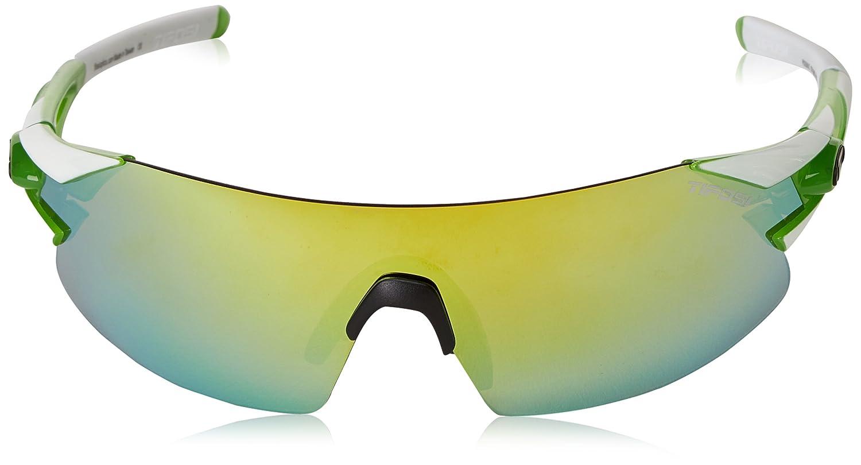 Tifosi Sonnenbrille Podium Xc, White/Green weiß/grün