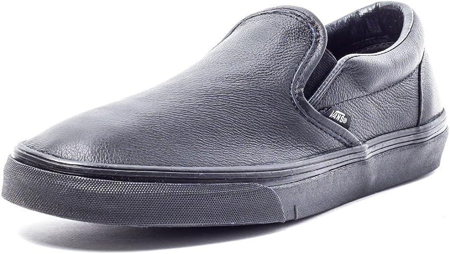 chaussure vans classic noir noir homme