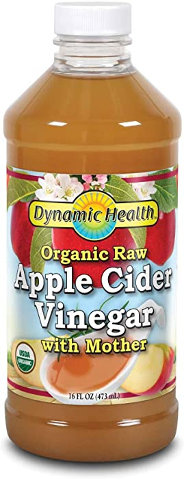 Top 8 Fresh Raw Premium Apple Cider Vinegar