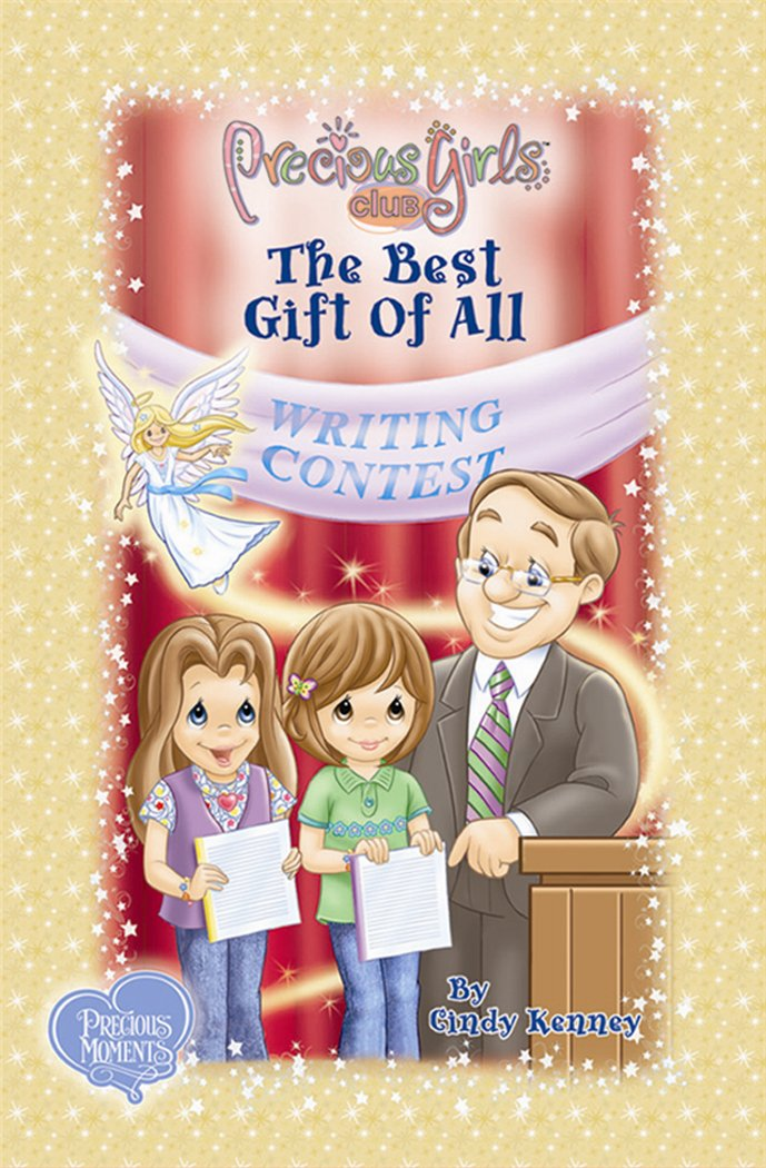 Read Online The Best Gift of All: Book Four Hardcover (Precious Girls Club) pdf