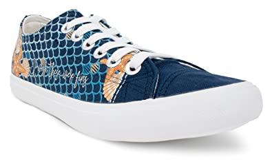 ef7c0ca2c3 Mermaid  quot Wish These Were Fins quot  Sneakers
