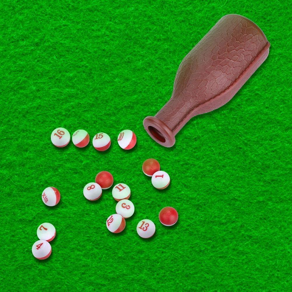 Dados de Billar Snooker Kelly Pool Botella de Coctelera de Billar ...