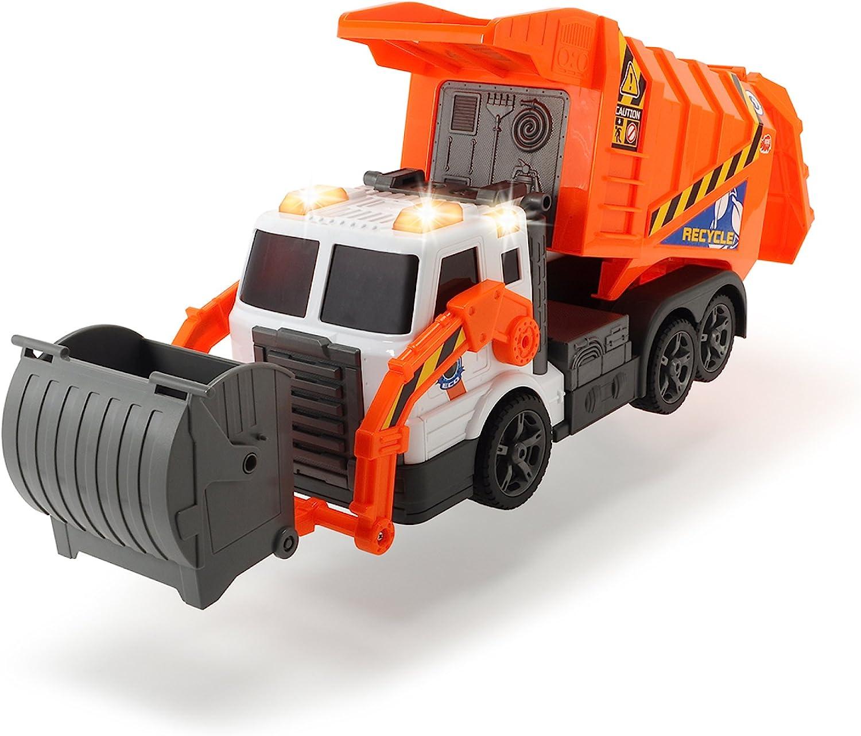 Dickie 203308369 Veicolo Camion Ecologia, 46 cm