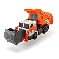 Dickie 203308369 -Veicolo Camion Ecologia, 46 cm