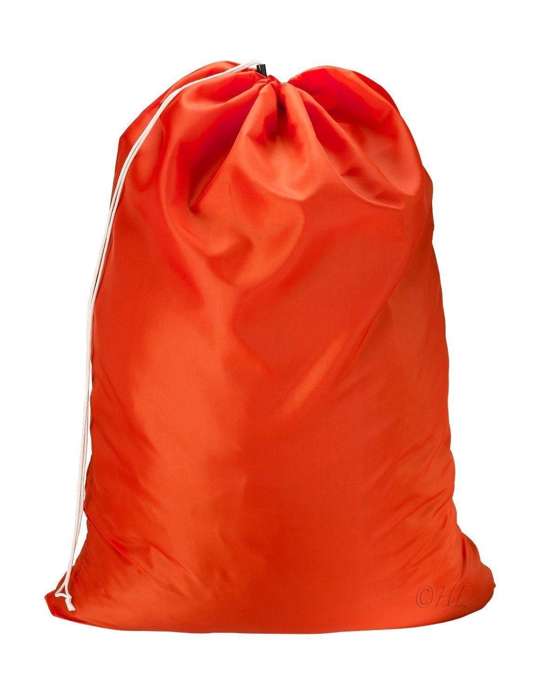 Commercial Heavy Duty Jumbo Sized nylon Laundry bag, Royal Blue, 22 x 32 22 x 32 Handy Laundry