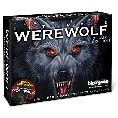 Bezier Games Ultimate Werewolf Deluxe Edition