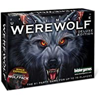 Ultimate Werewolf Deluxe Edition Stratergy Game, Pack of 1